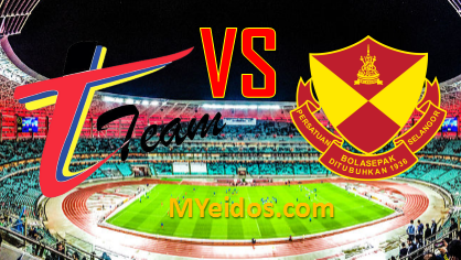 live streaming t-team vs selangor