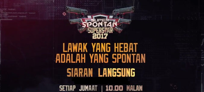 live streaming super spontan superstar