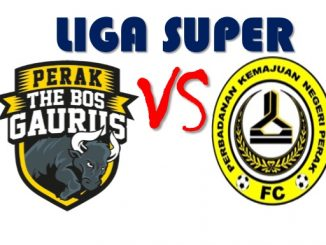 live streaming perak vs pknp
