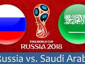 live streaming russia vs arab saudi